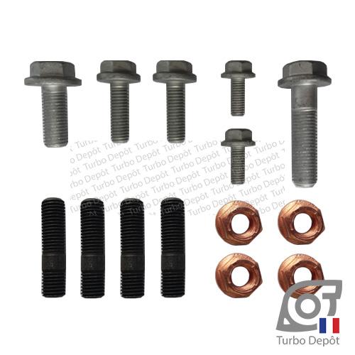 Boulonnerie BL116W pour GARRETT 797097-0001 et 794097-0003