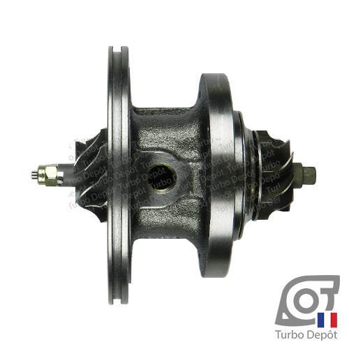 Ensemble Tournant CHRA cartouche centrale ET020C pour turbo BorgWarner 5435-970-0005, 5435-970-0006, 5435-970-0018 et 5435-970-0019, face 2