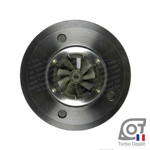 Ensemble Tournant CHRA cartouche centrale ET020C pour turbo BorgWarner 5435-970-0005, 5435-970-0006, 5435-970-0018 et 5435-970-0019, face 6