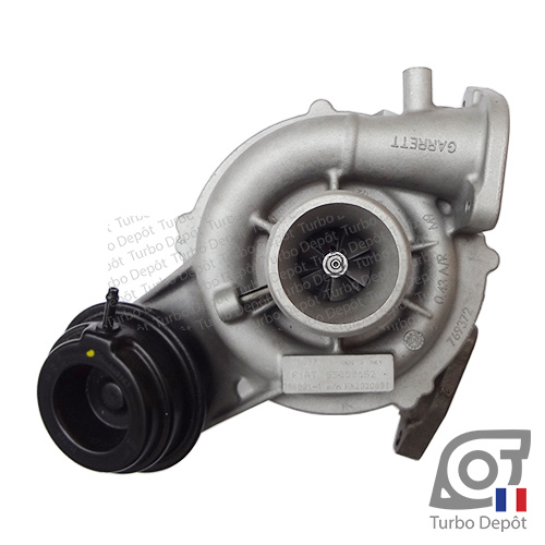 Turbo TR10177H pour GARRETT 766891-0001, 784844-0001, 807068-0001, 807068-0002 face 1, sur ALFA-ROMEO GIULIETTA (2010 à ce jour) DIESEL 1.6 JTDM 105/116/120cv, FIAT 500L (2012 à ce jour) DIESEL 1.6 MultiJet 105cv, FIAT BRAVO 2 (2007 à 2014) DIESEL 1.6 MultiJet 90/105cv, FIAT DOBLO (2010 à ce jour) DIESEL 1.6 MultiJet 90/100/105cv, FIAT LINEA (2007 à 2015) DIESEL 1.6 MultiJet 105cv et OPEL COMBO (2011 à 2018) DIESEL 1.6 CDTI 90/95/100/105cv