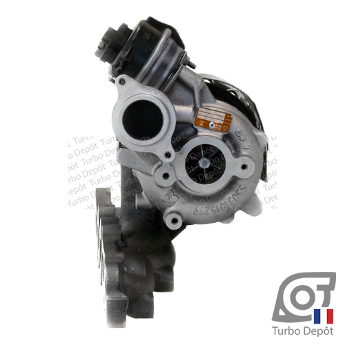 Turbo 2101213 pour BORGWARNER 5303-970-0324, 5303-970-0359, 5303-970-0385, 5303-970-0414, 5303-970-0441, 5303-970-0475, 5303-970-0476, 5303-970-0542, 5303-970-0620 face 1, sur AUDI A4 (2007 à 2015) DIESEL 2.0 TDI 190cv, AUDI A5 (2007 à 2016) DIESEL 2.0 TDI 190cv, AUDI A6 (2011 à 2018) DIESEL 2.0 TDI 190cv, AUDI Q5 (2008 à 2017) DIESEL 2.0 TDI 190cv, SEAT ATECA (2016 à ce jour) DIESEL 2.0 TDI 190cv, SKODA KAROQ (2017 à ce jour) DIESEL 2.0 TDI 190cv, SKODA KODIAQ (2017 à ce jour) DIESEL 2.0 TDI 190cv, VOLKSWAGEN ARTEON (2017 à ce jour) DIESEL 2.0 TDI 190cv, VOLKSWAGEN TIGUAN (2016 à ce jour) DIESEL 2.0 TDI 190cv et VOLKSWAGEN TOURAN (2015 à ce jour) DIESEL 2.0 TDI 190cv
