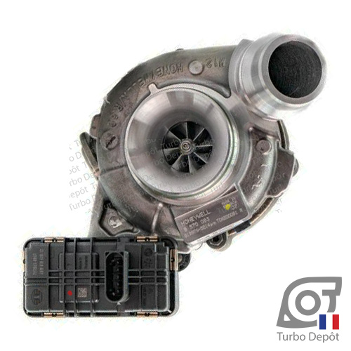 Turbo TX11209E pour GARRETT 819976 face 1, sur BMW 118d (F20/F21) (2011 à ce jour) DIESEL 2.0 150cv, BMW 120d (F20/F21) (2011 à ce jour) DIESEL 2.0 190cv et BMW 220d (F22/F23/F45/F87) (2014 à ce jour) DIESEL 2.0 190cv, BMW 418d (F32/F36/F82) (2013 à ce jour) DIESEL 2.0 150cv et BMW 518d (F07/F10/F11) (2010 à 2016) DIESEL 2.0 150cv