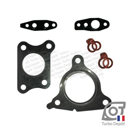 Pochette de joints PJ215P pour turbo BORGWARNER 5303-970-0182, 5303-970-0210, 5303-970-0231, 5303-970-0337 et 5303-970-0339