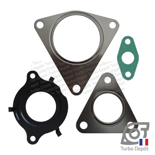 Pochette de joints PJ151X pour turbo BorgWarner 5303-970-0131, 5303-970-0133, 5303-970-0138, 5303-970-0140, 5303-970-0189 et 5303-970-0190
