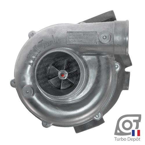 Turbo TR10244G pour IHI TURBO MYBF face 1, 119172-18010, 119172-18011, 11917218010, 11917218011, MYBF, VA240086, VC240086
