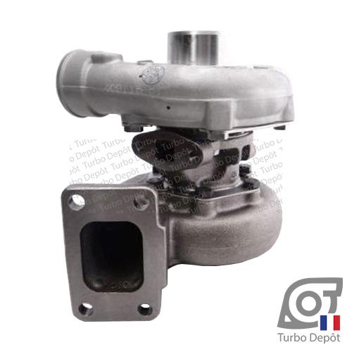 Turbo TR10275C pour SCHWITZER 312144, 312730, et GARRETT 465493-0001, 465493-0002, 465493-0003 sur application Same Deutz 4.0 Diesel